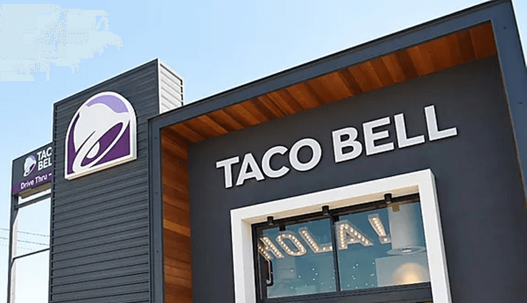 TACO BELL ANNERLEY