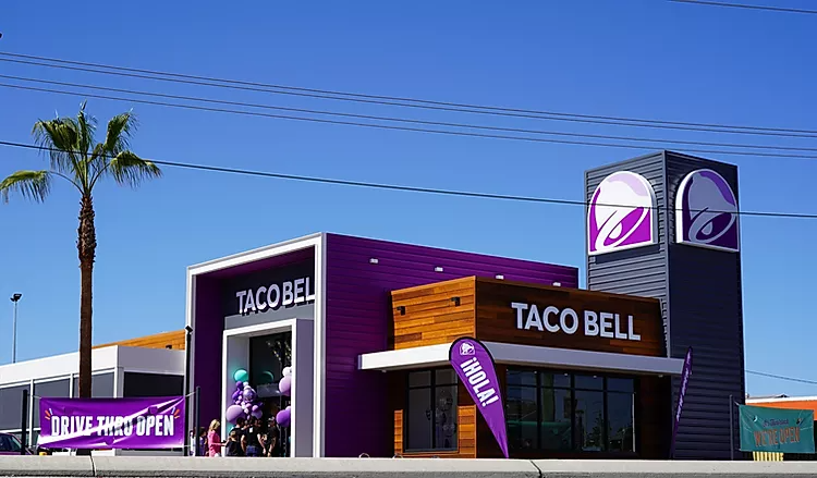 TACO BELL SOUTHPORT